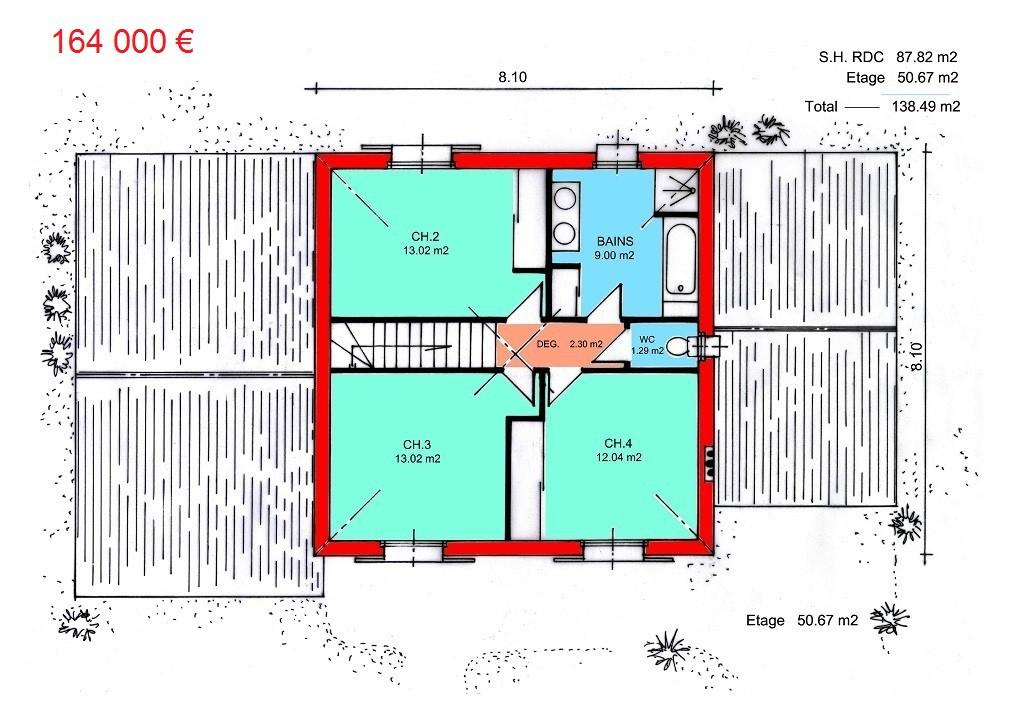 LAVANDE_plan_etage2
