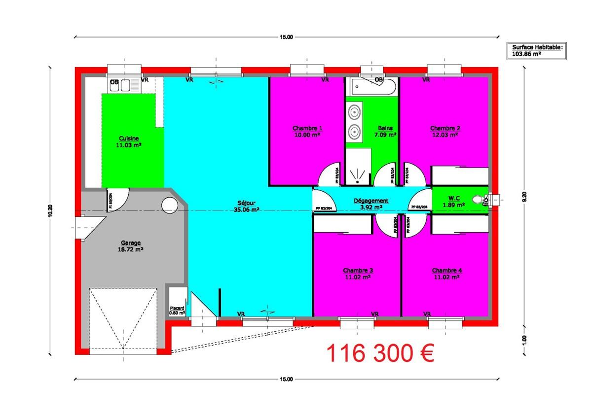 quatre_chambres_paquerette_103_m