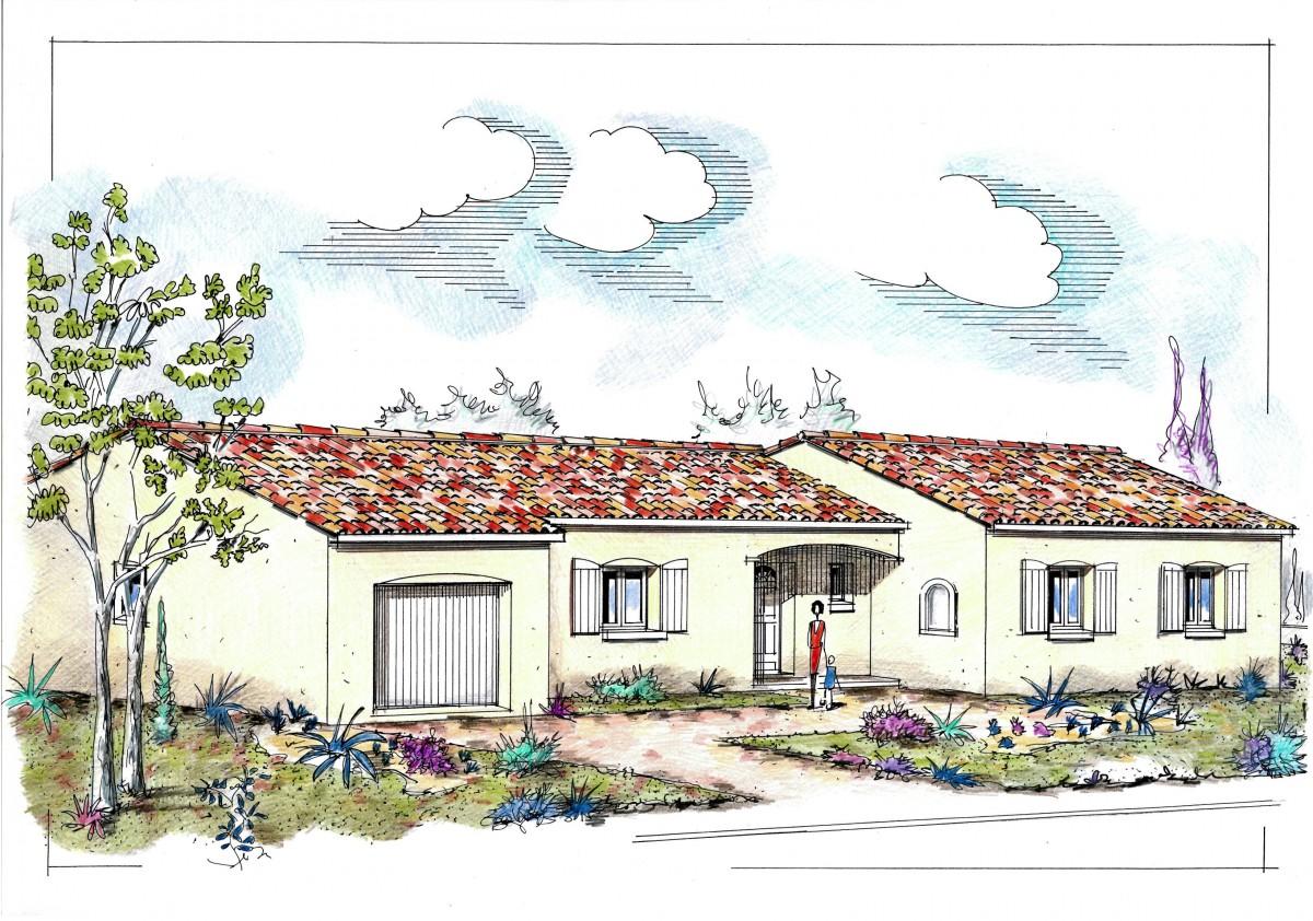 mpc maisons du pays charentais maisons maisons traditionnelles lilas. Black Bedroom Furniture Sets. Home Design Ideas